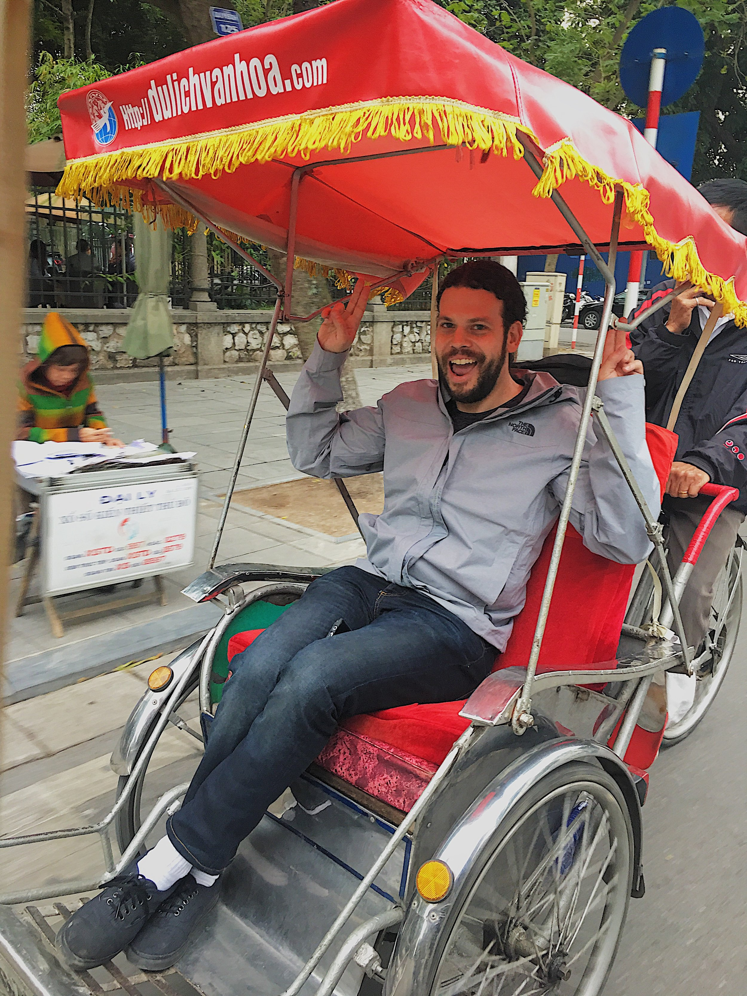 - Wondertip: The absolute best tour to do in Hanoi is through the website, VietnambyVespa.com. The gentlemen you want to ask for is Ha. He knows all about the history of Hanoi and, being a foodie, will take you to all the best Vietnamese street food you will ever have.