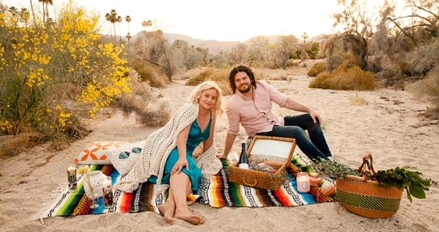 Our Picnic in Palm Desert, California!