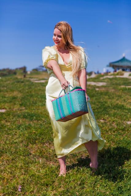 How cute is this purse!  Purse: Zara: