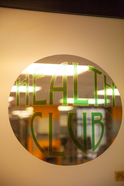 Need to workout? They have an amazing Health Club!