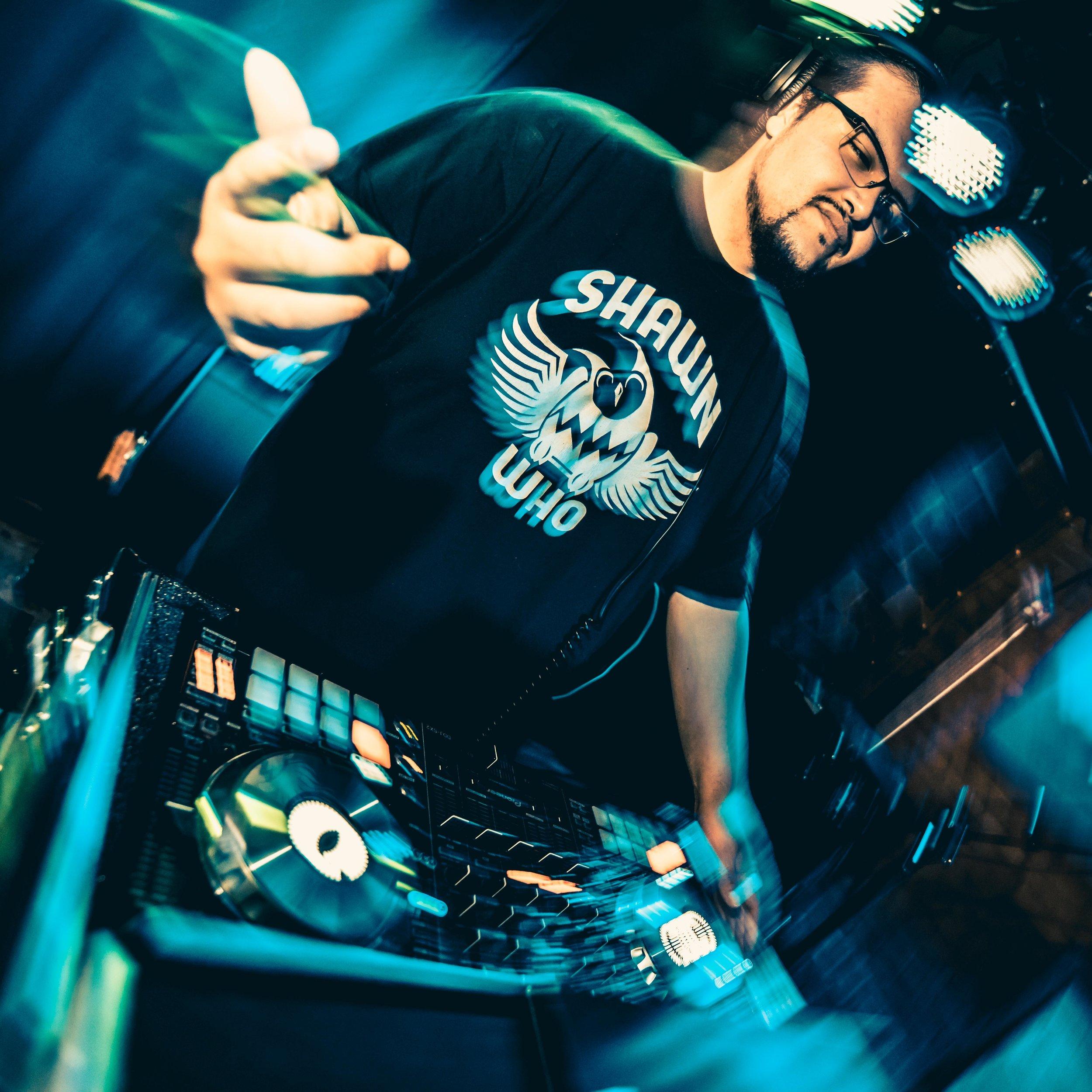 DJ Shawn Who