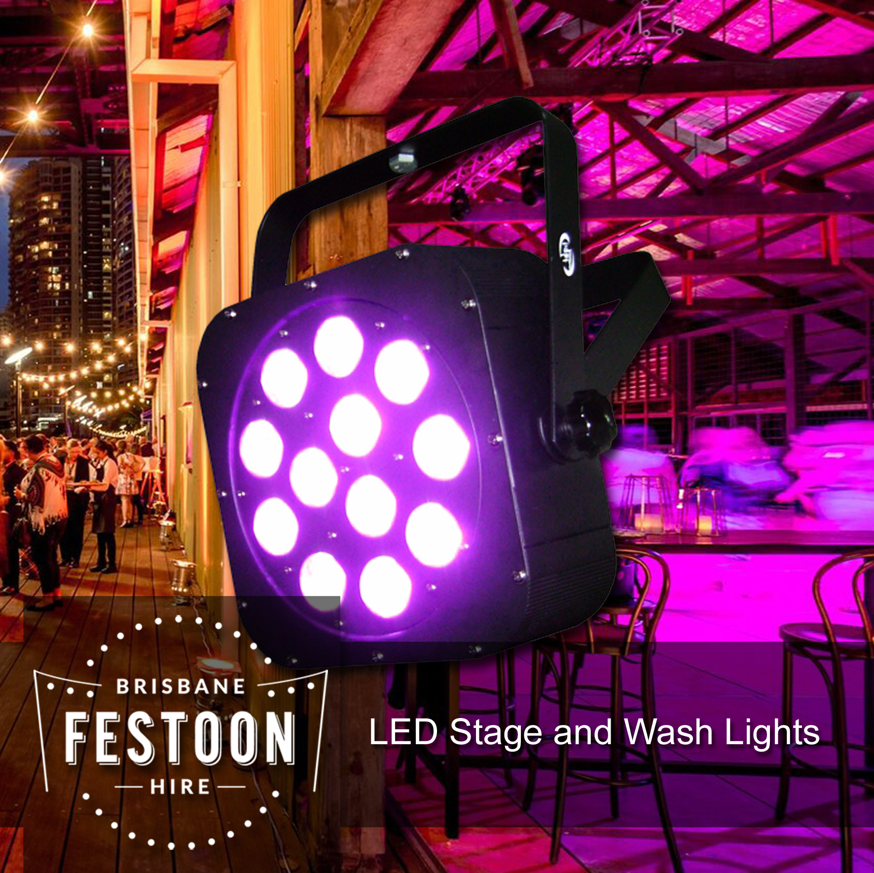 Brisbane Festoon Hire - LED Wash Light Hire 2.jpg