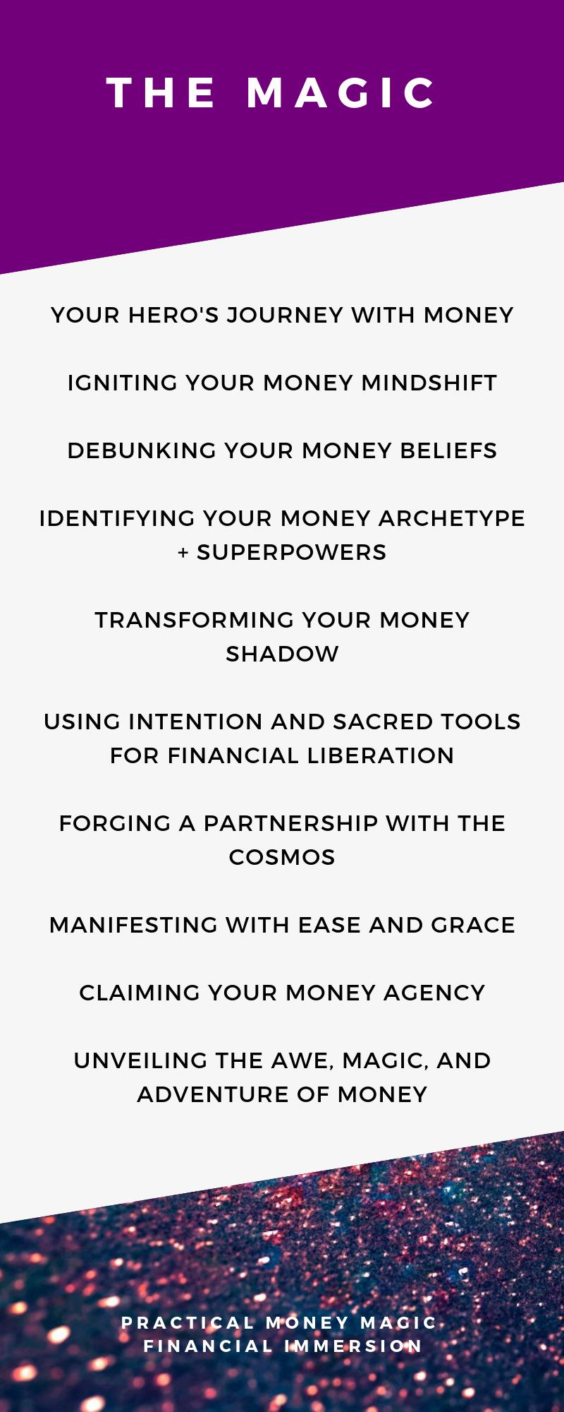 Manifesting Money Magic