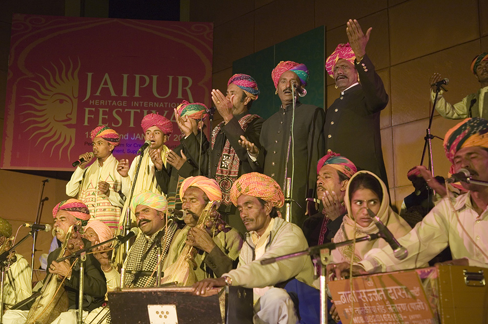 JAIPUR HERITAGE INTERNATIONAL FESTIVAL - [2003 - 2011]