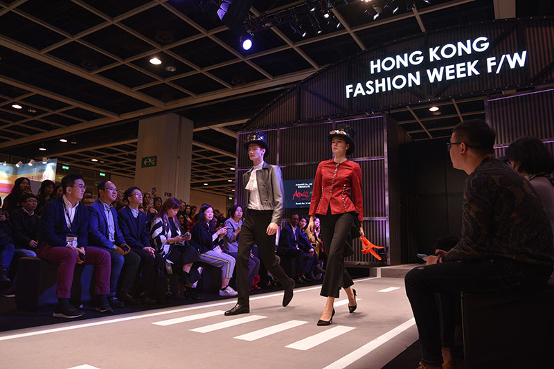 Hong Kong Fashion Week F/W 2018