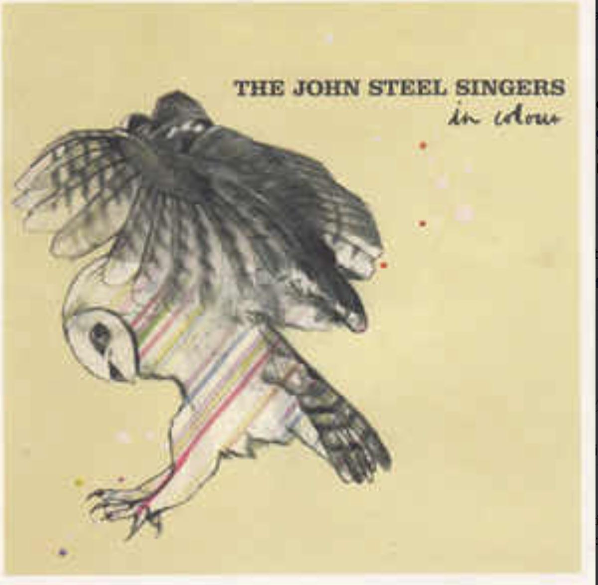 John Steel Singers In Colour  assistant