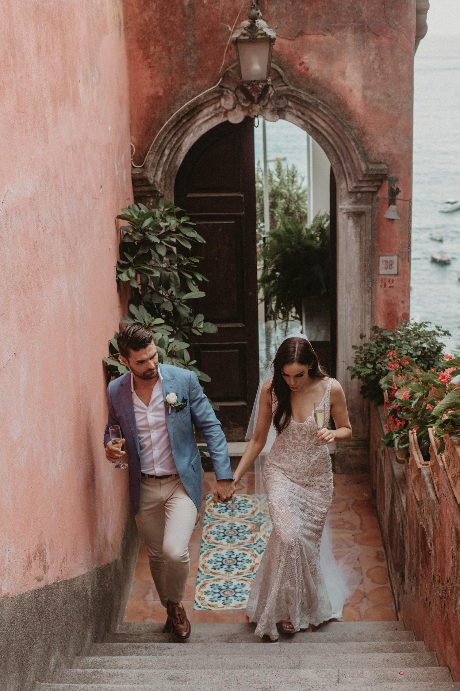 Kenny & Lauren -Spain