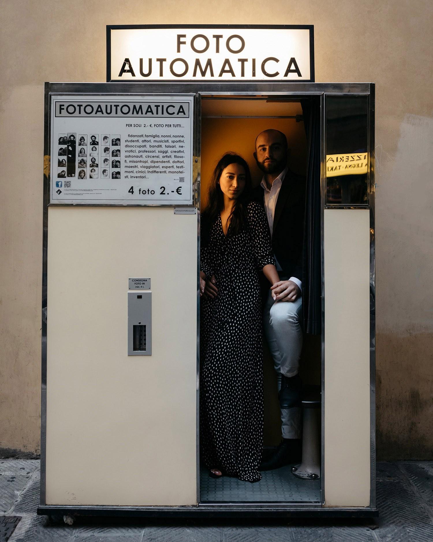 Kayla & Shahem- Florence