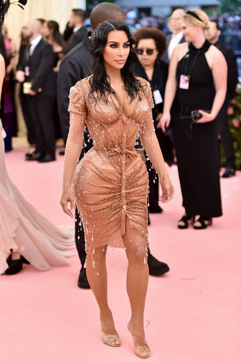 Kim Kardashian West - Getty Images