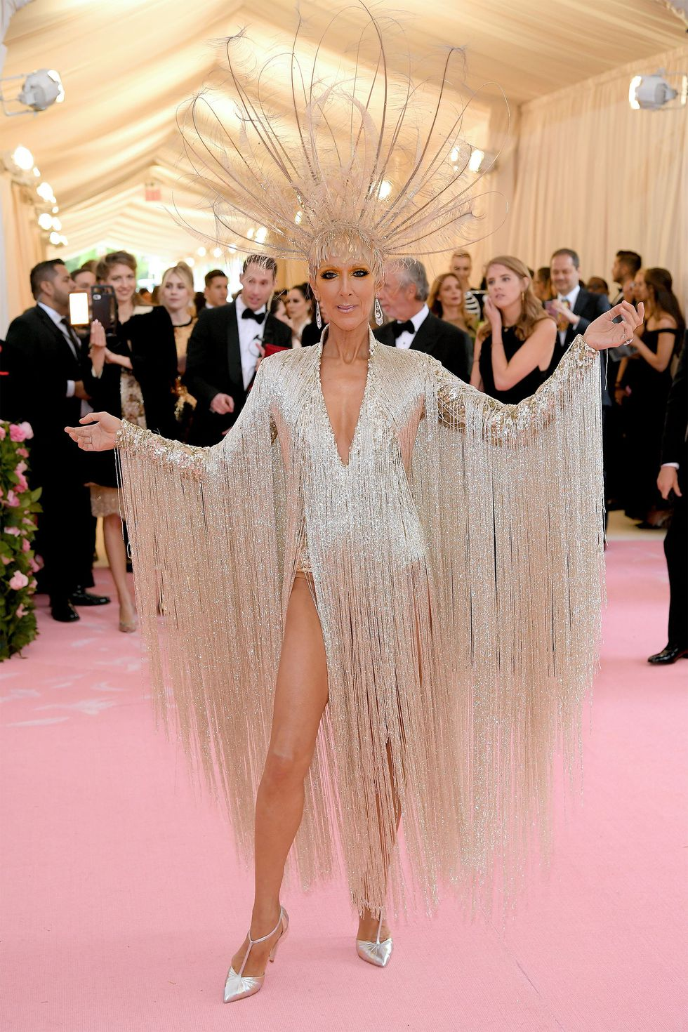 Celine Dion - Getty Images