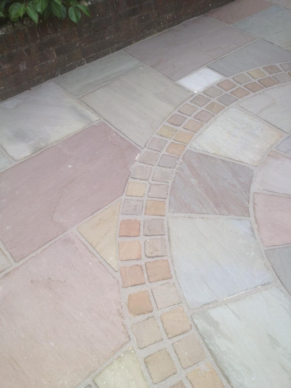 Raj Mix Indian Sandstone Cobbles