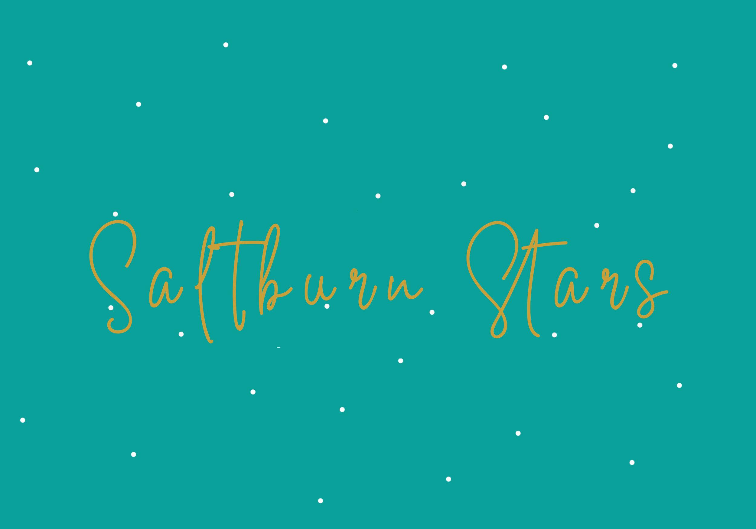 SALTBURN RETAILERS - Branding and marketing assets designs