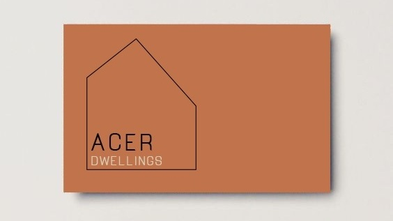 ACER DWELLINGS - Branding and Business