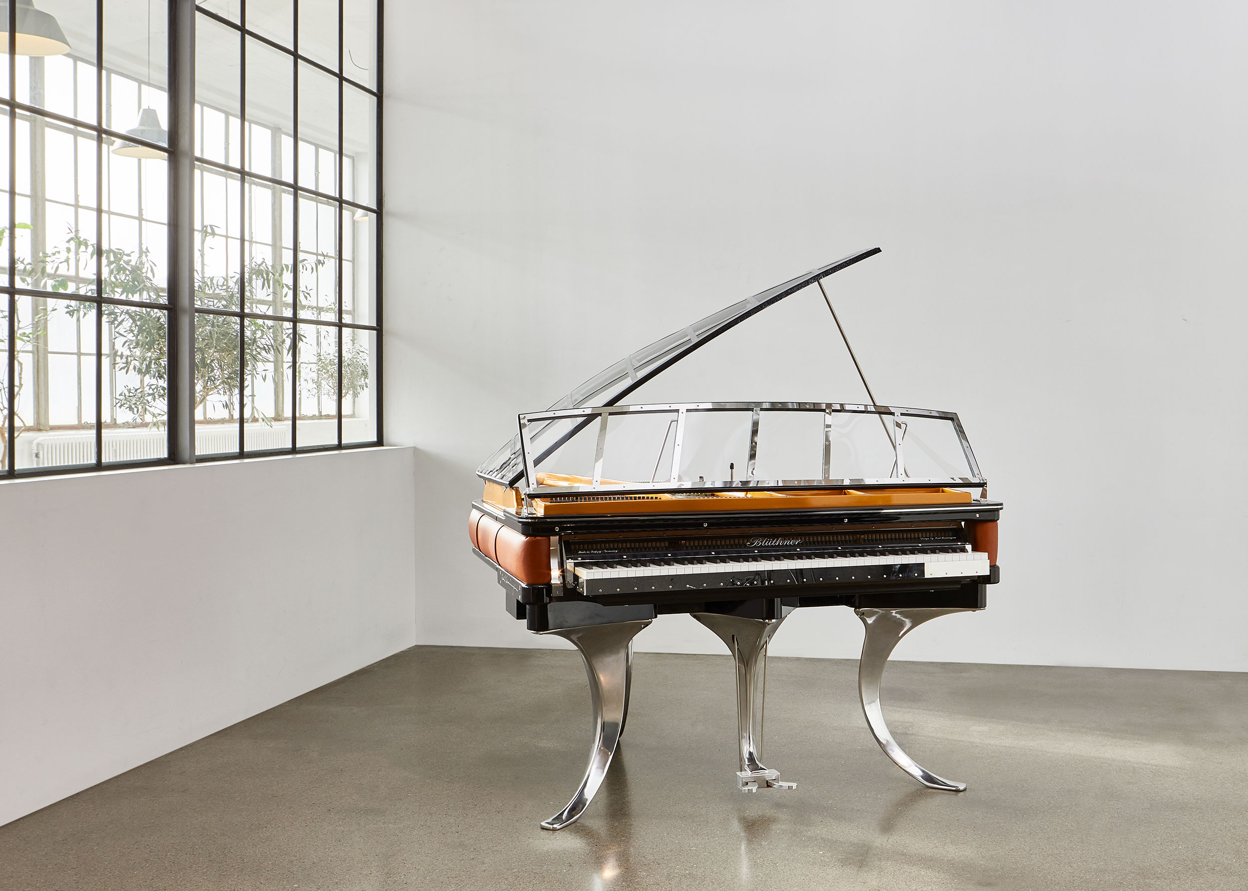 PH Grand Piano photographed by MODEST