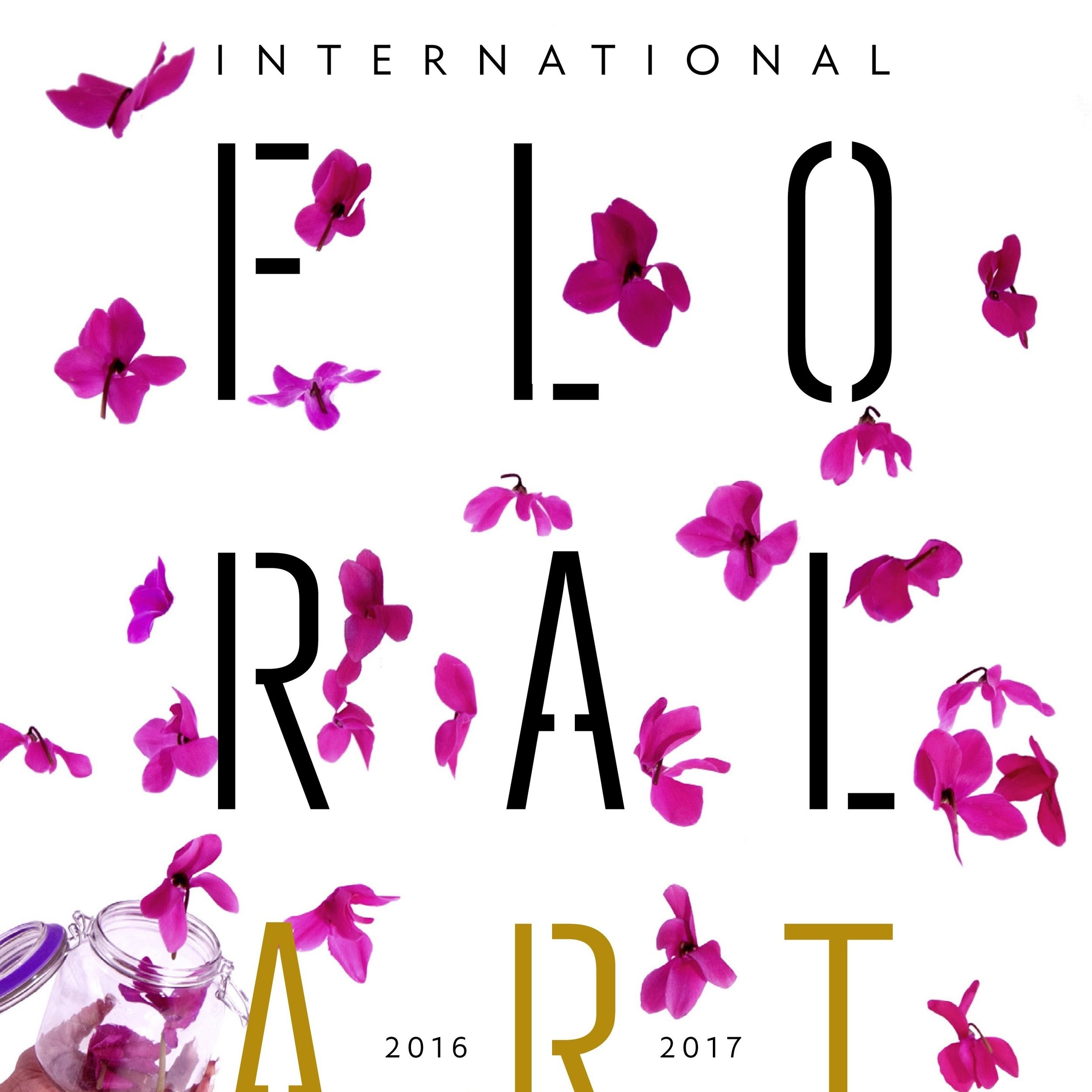 Floral ArtStichting Publishing - Hana Ami is supporting entries and helps with designing for the bi-annual International Floral Art Edition