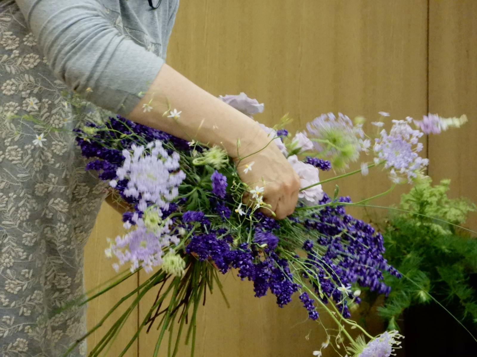 LOCAL - in Hokkaido, this means LAVENDER