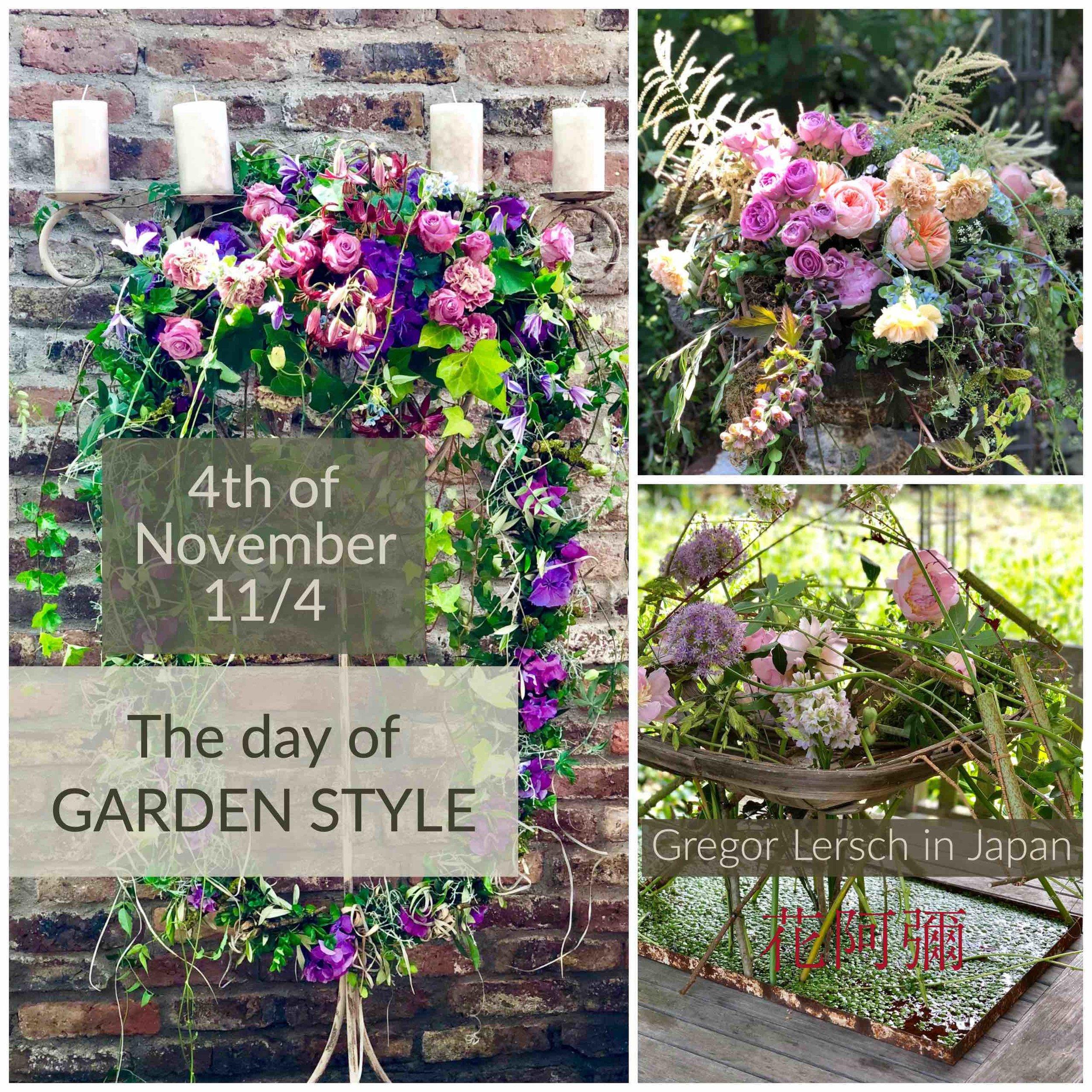 Day 3 Garden Style 11/4