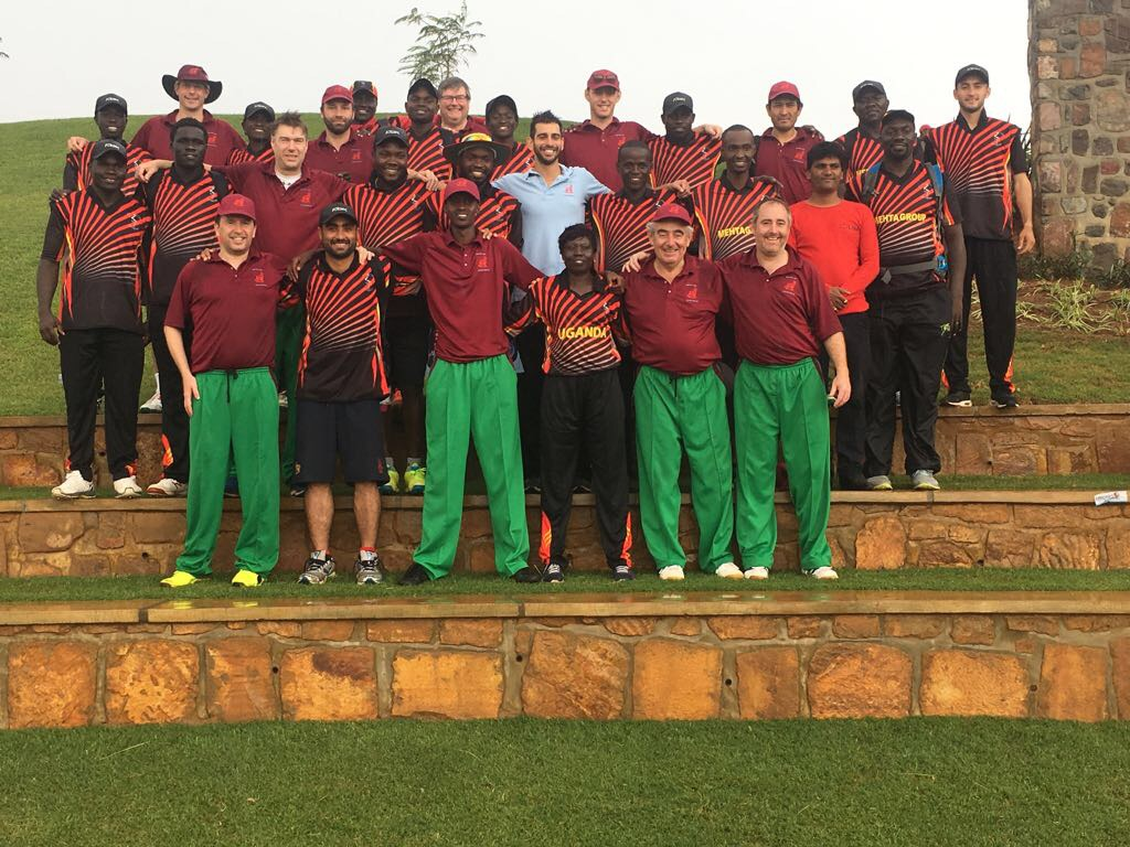 The Grannies CC found the level of cricket to be competitive, including a strong Ugandan team