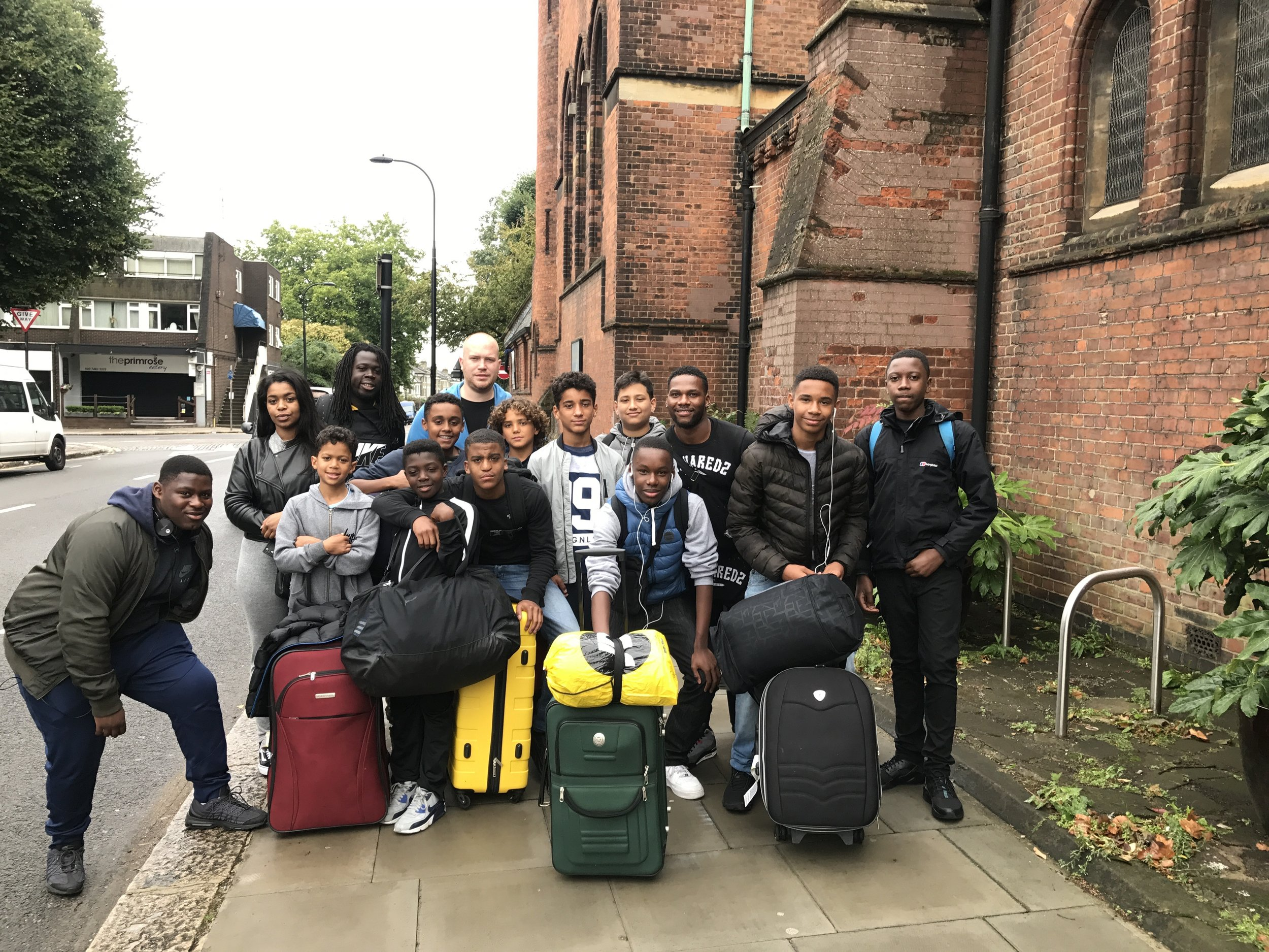 Youth Work (SMCCT) - St Mary's Centre (SMCCT) works with young people aged 12-25 at risk of exclusion, violence, kidnap and death.We are on call 24x7x365. No other local youth project offers this level of support.We mentor in housing estates, schools, pupil referral units and prisons.Our priority is always violence reduction.We have worked out of St Mary's Church, Elsworthy Road for 12 years. We are now working to secure our future and recruit new youth workers for St Mary's life-saving work.