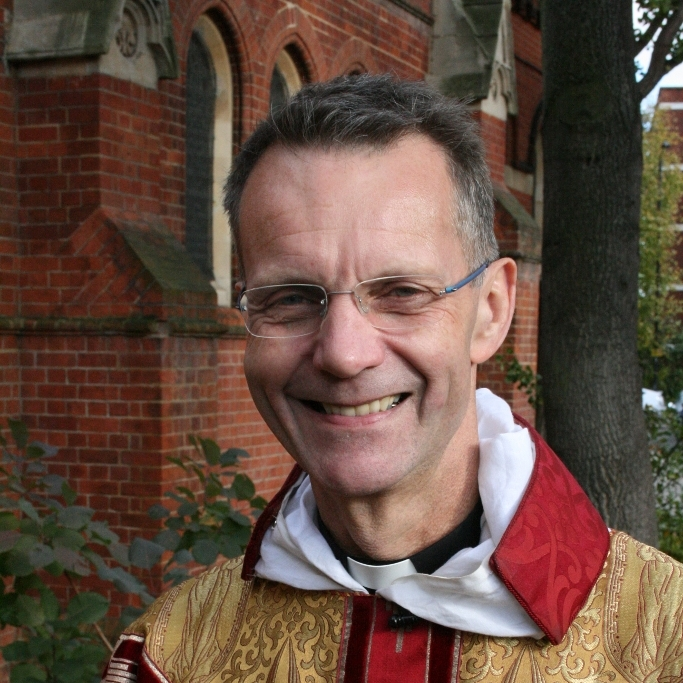 The Revd Mark Wakefield - Assistant Priest