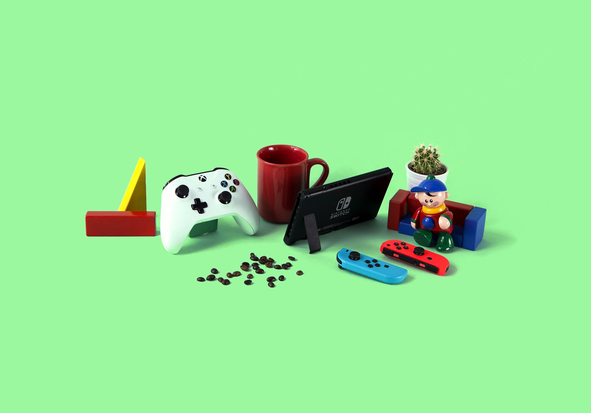 Get set up for work and play -