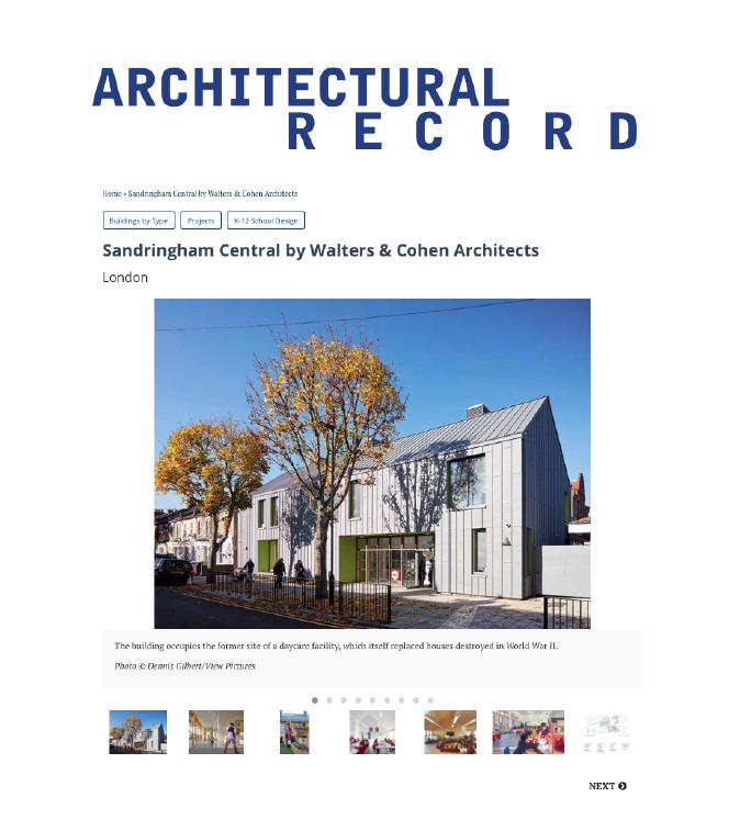 02.01.19 Architectural Record