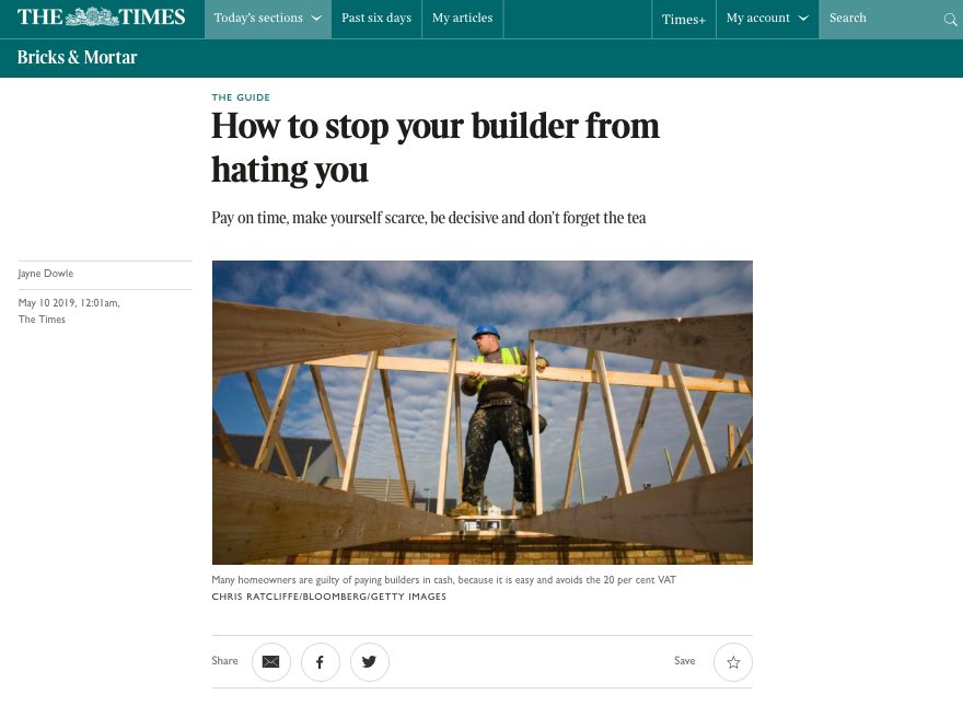 10.05.19 The Times Bricks & Mortar