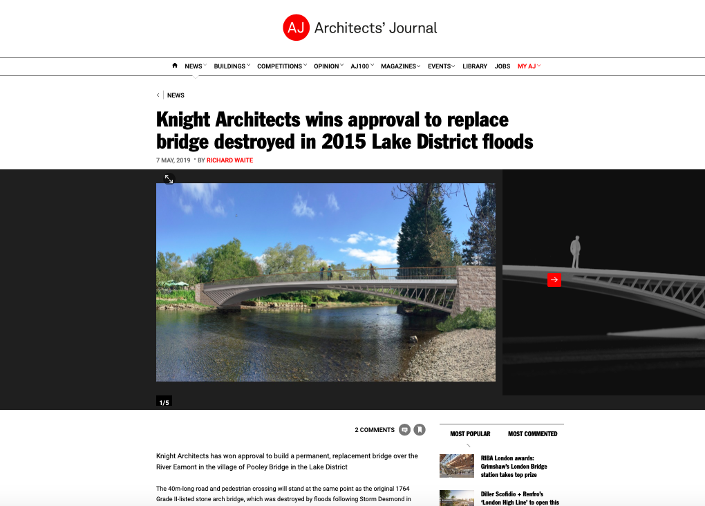 07.05.19 The Architects' Journal