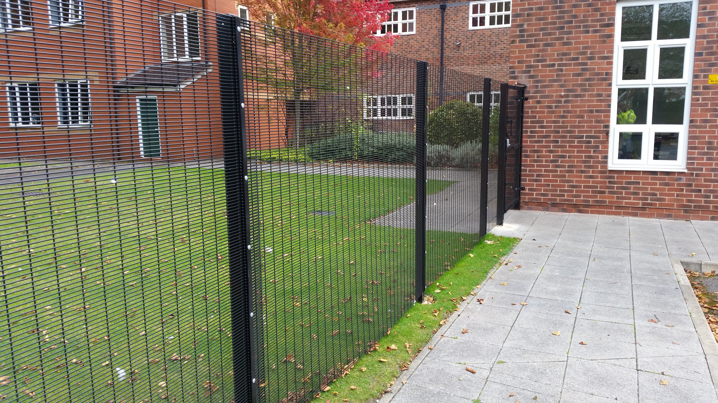 Security Fencing    Manchester    Learn More