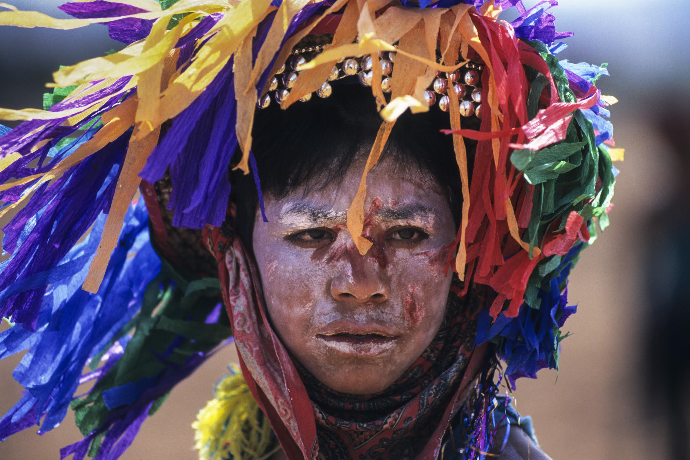 Enrico Martino,  Terre Alte. Tra Messico e Guatemala