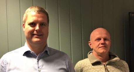 Ny styreleiar 2019 - På årsmøtet vart Konrad Risnes valt til ny styreleiar etter Nils Arne Træland som har vore styreleiar dei siste 7 åra.