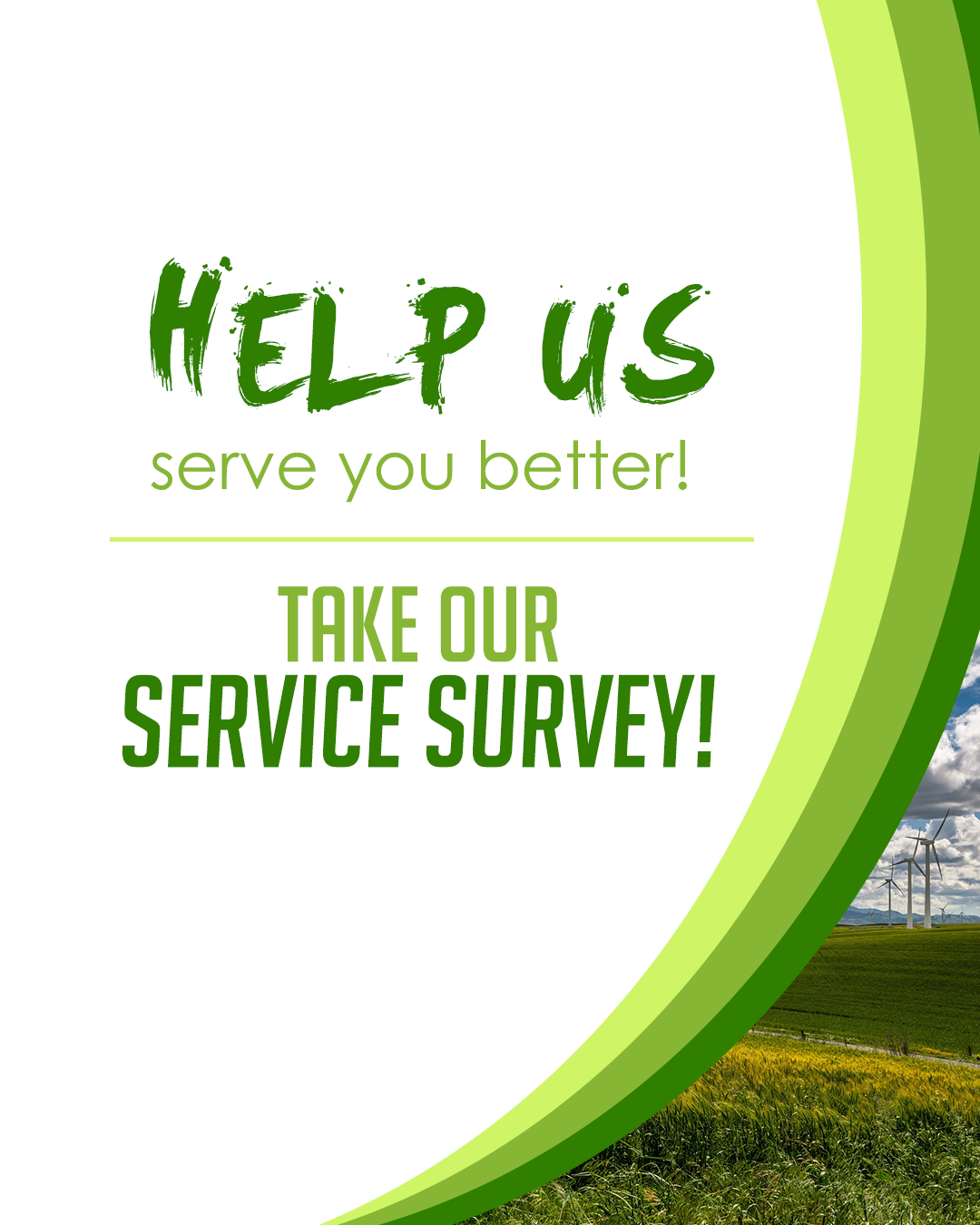 Dream Agritech Service Survey - A series of questions about the current status of labor services at the farm level. Let us know how we can help you!