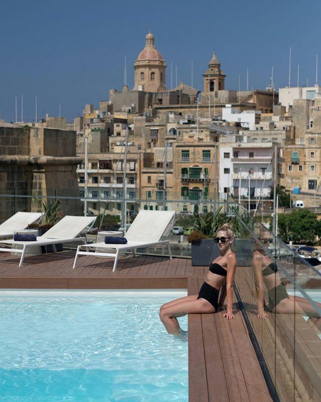 Batteries are recharging... 🙏🏻 #Malta #Valletta