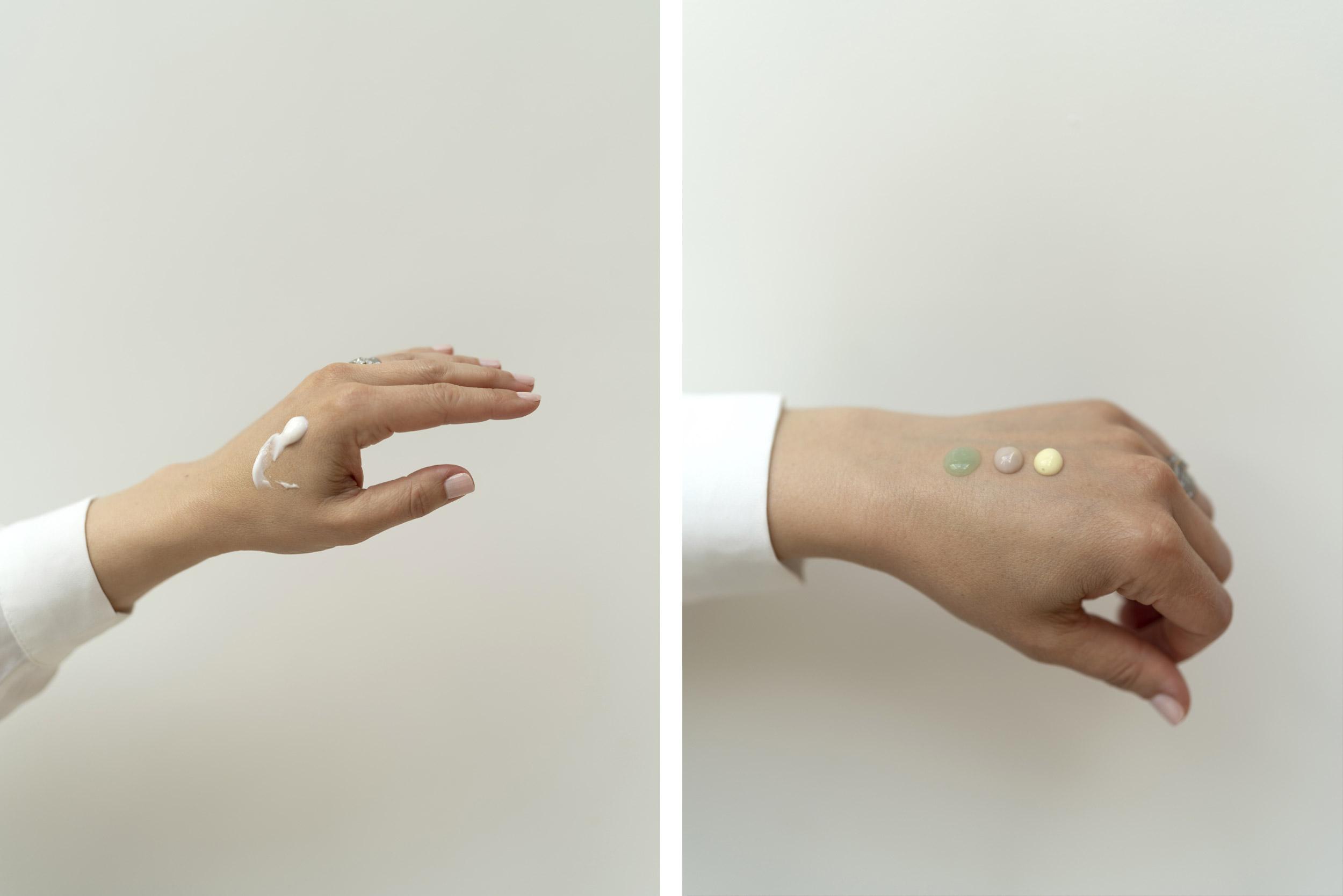 Louise Thomas, Skincare.