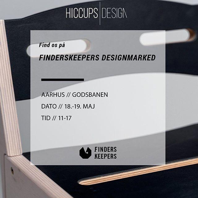Vi glæder os til at møde nogle af alle de spændene designere på messen. Ses vi? @finderskeepersdk . . #danskdesign #håndlavetdesign #danishdesign #handmade #kidsdesign #finderskeepersdk  #numedrigtigdato