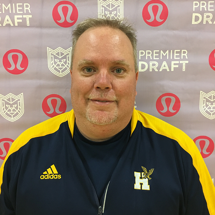 Head Coach - Chris Wilkins