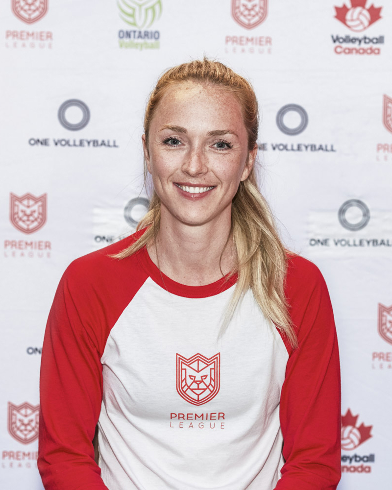 Jolande Amoraal - Co-founder of ONE Volleyball