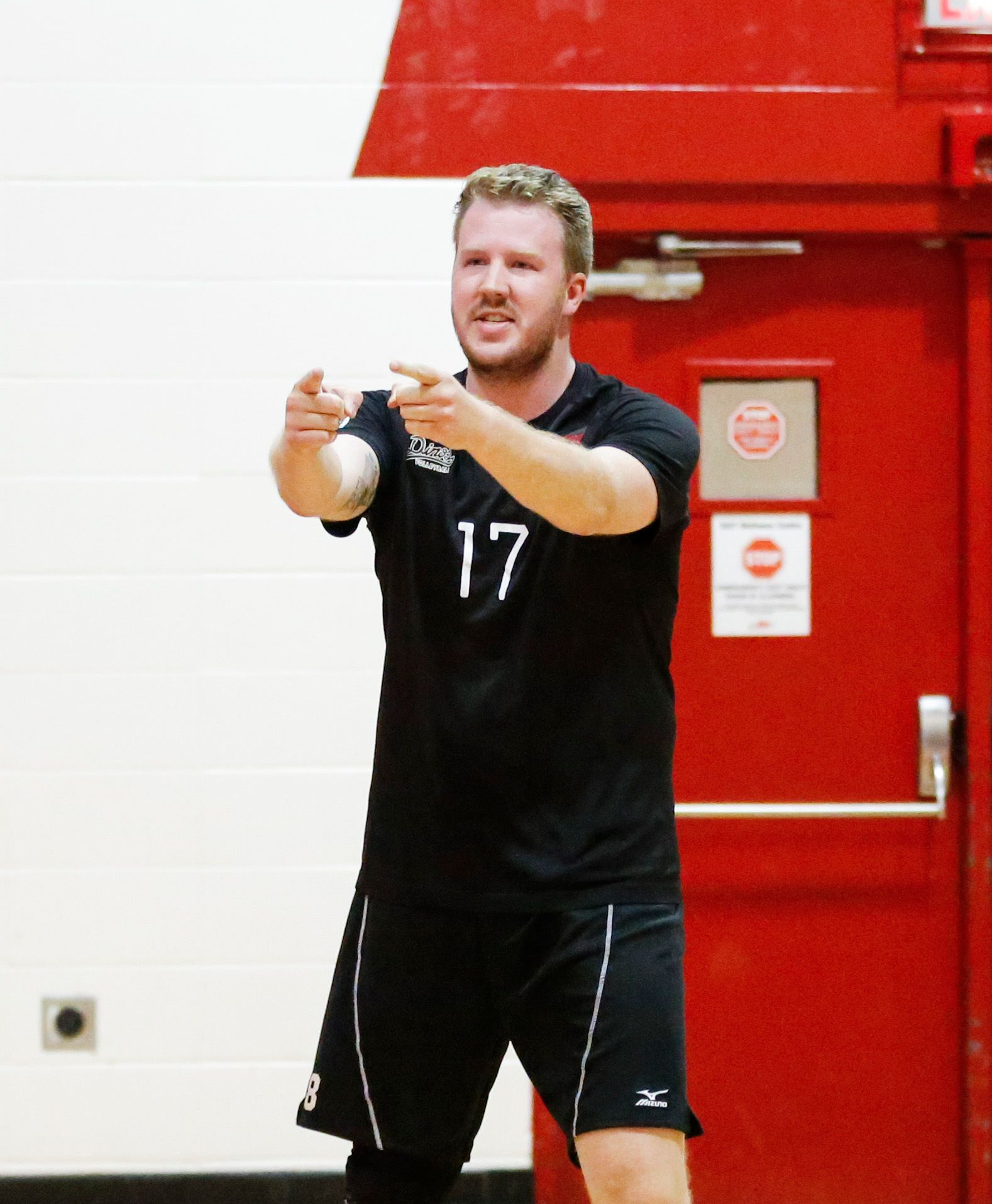 Alex Cook 2018 team: Dino's Volleyball