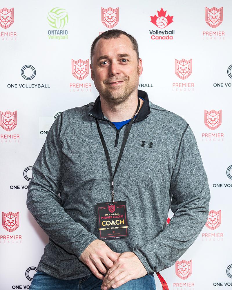 Head Coach - Sean Pellow