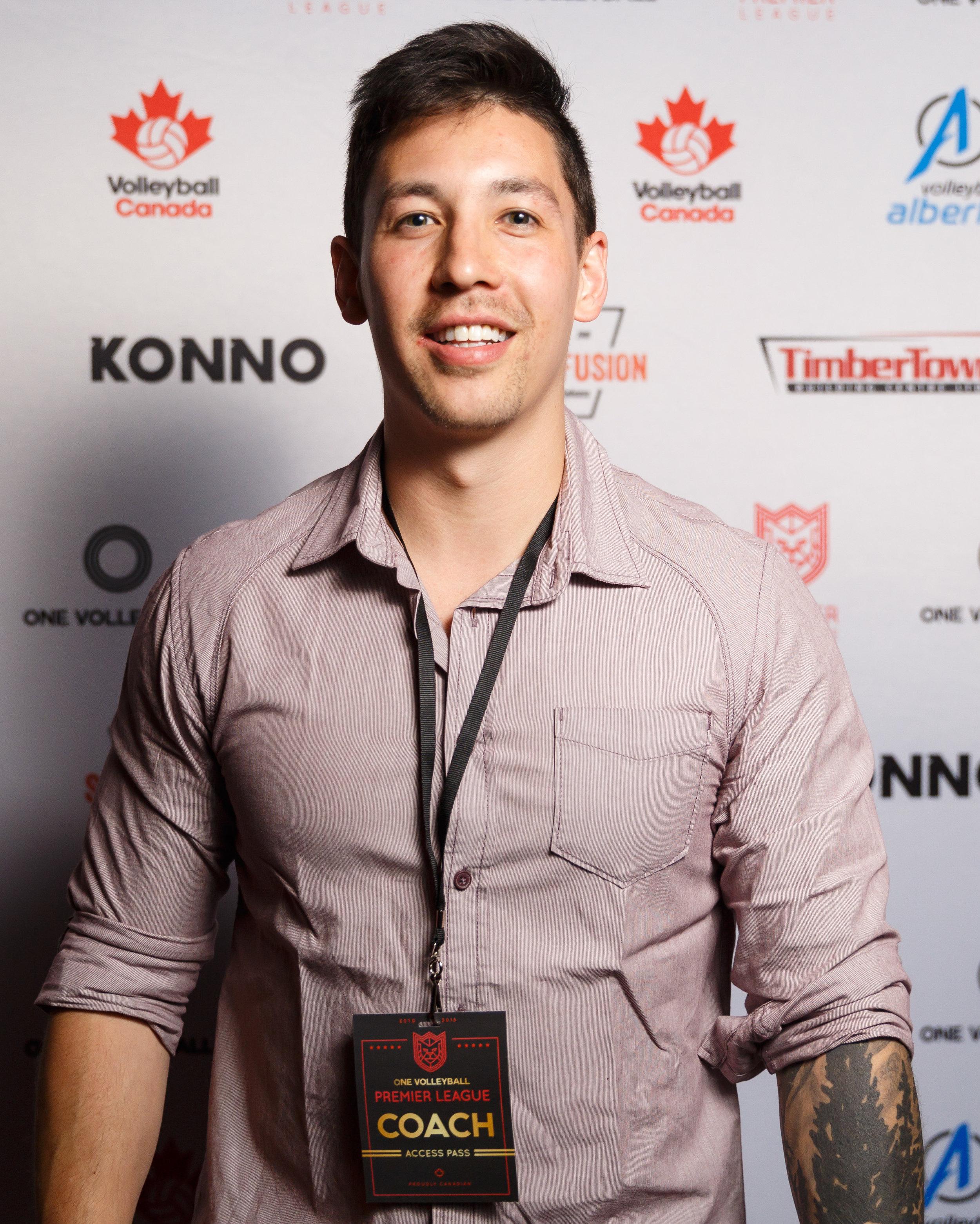 Assistant Coach - Chris Cheng