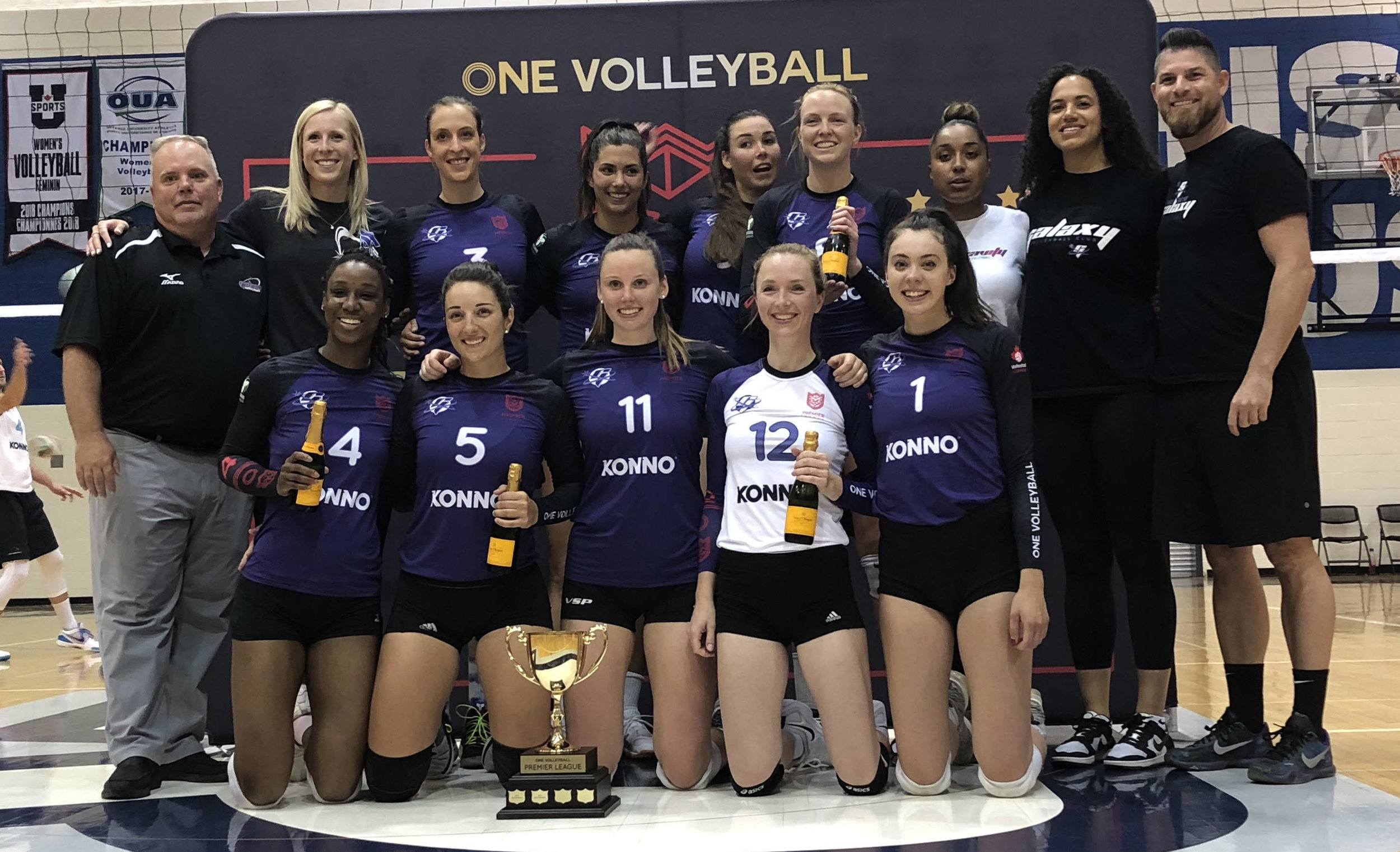 Galaxy Volleyball All-Stars