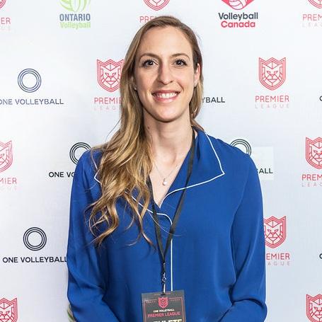Sam Ainsworth - Galaxy Volleyball All-Stars