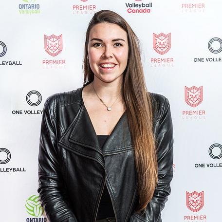 Sam Clarey - Galaxy Volleyball All-Stars