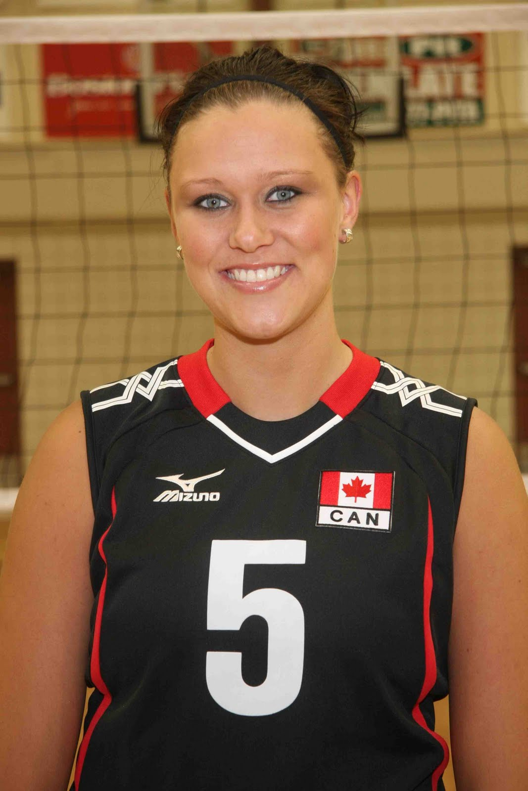 Tiffany Dodds, Team Canada