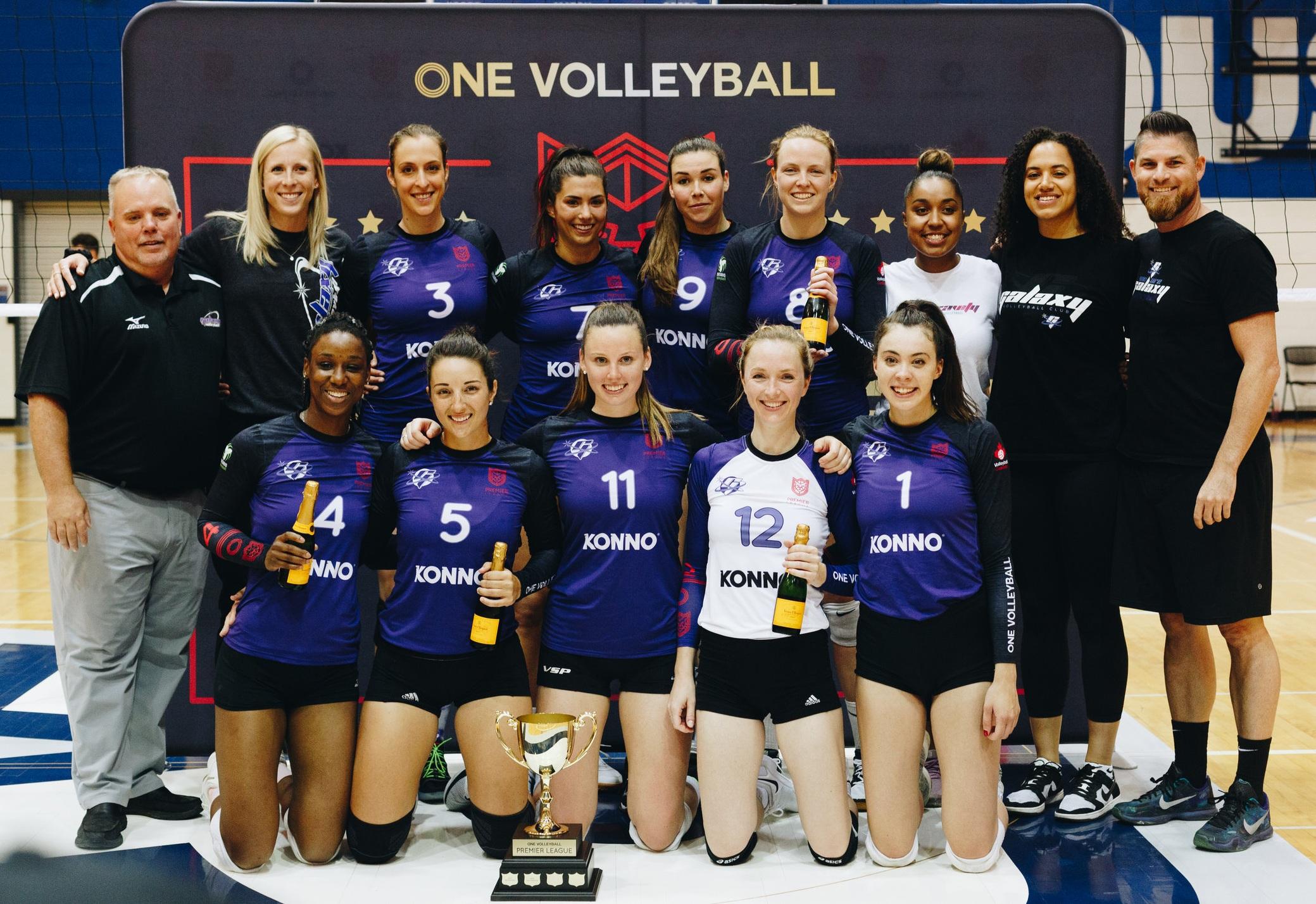 Galaxy Volleyball All-Stars