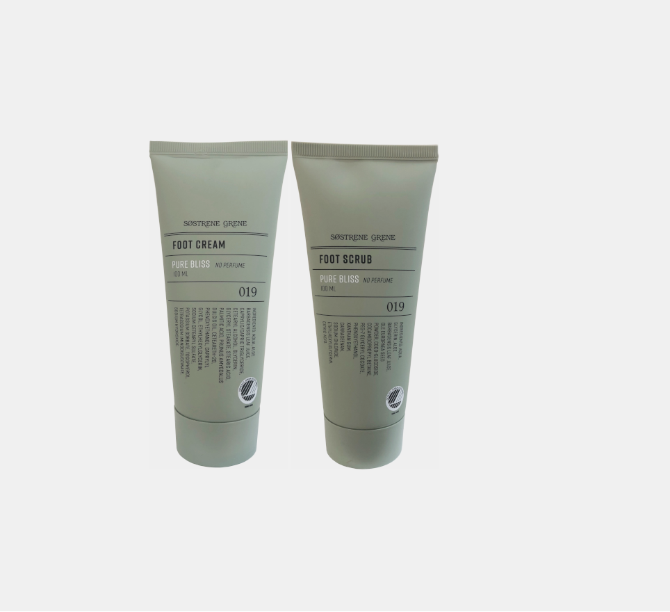 Søstrene grene - Foot cream and Foot scrub .png