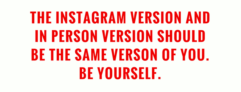 do's and don'ts of instagram