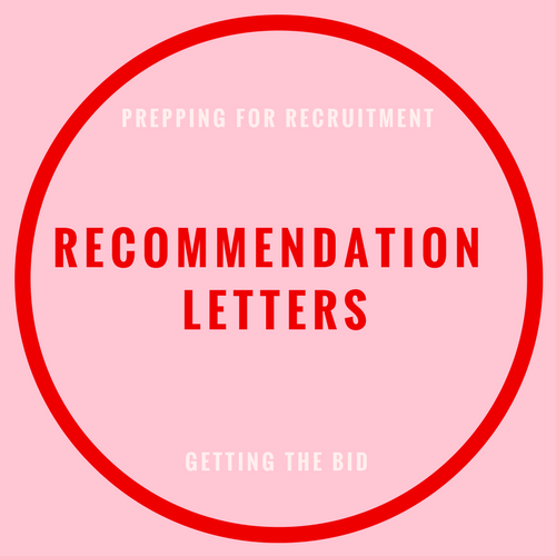 recommendation letters blog post
