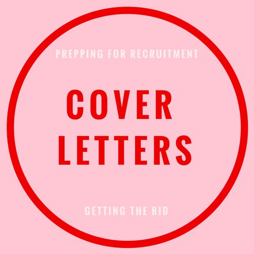 Cover letter for sorority recruitment
