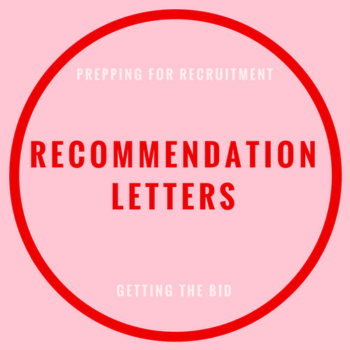 recommendation letters blog post